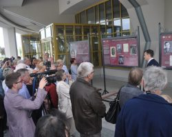 Wystawa w Sanktuarium w Toruniu